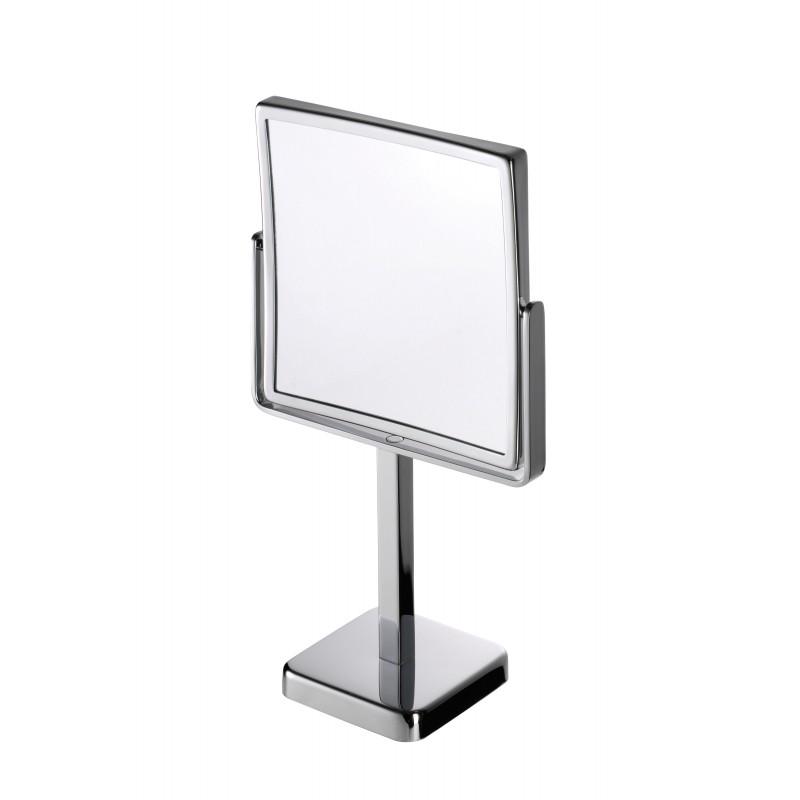 Miroir Cube Sur Pied Manusec